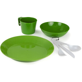 GSI Cascadian Set de table 1 personnes, green